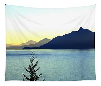 Magnificent Howe Sound Tapestry