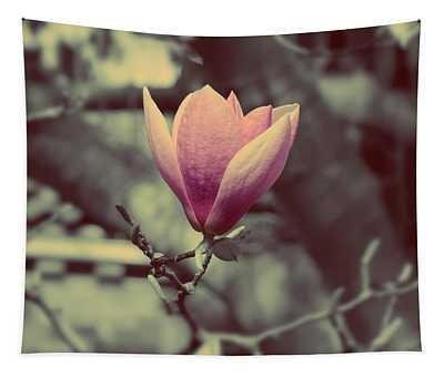 Magnolia Flower Tapestry