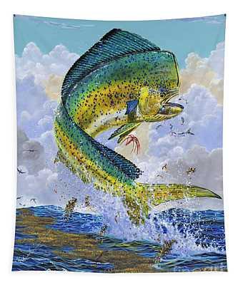 Mahi Hookup Off0020 Tapestry