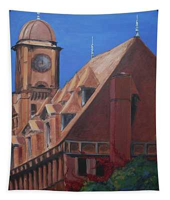 Main Street Station Tapestry