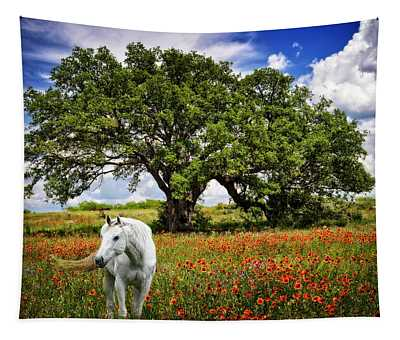 Majestic Beauty Tapestry