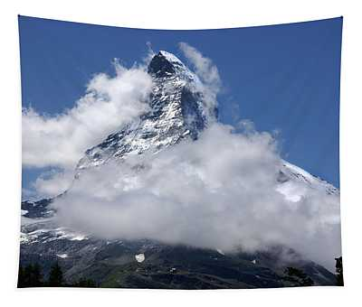 Majestic Mountain  Tapestry