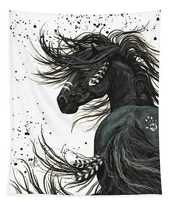 Majestic Spirit Horse  Tapestry
