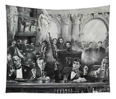 James Drawings Wall Tapestries