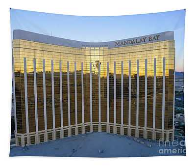 Mandalay Bay Resort And Casino Tapestry