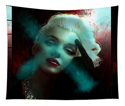Marilyn 128 Tryp  Tapestry