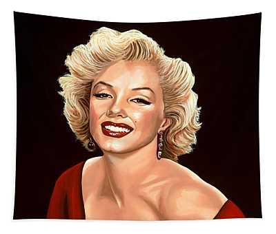 Marilyn Monroe 3 Tapestry
