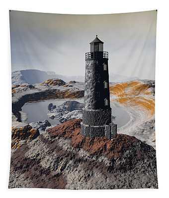 Marine Memory - Surrealism Tapestry