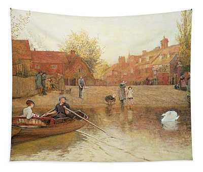 Marlow Ferry Tapestry