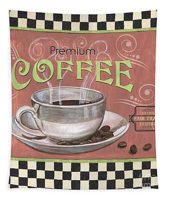 Marsala Coffee 2 Tapestry