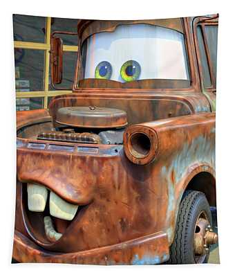 Mater Tapestry