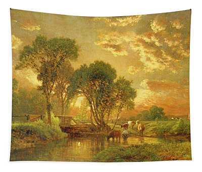 Medfield Massachusetts Tapestry