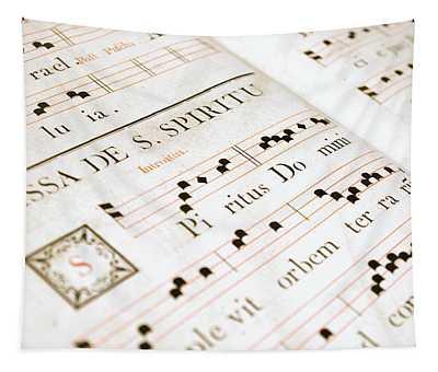 Mediavel Chorus Book  Tapestry