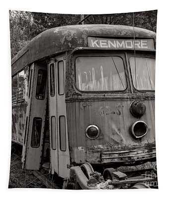 Meet Me In Kenmore Square Tapestry