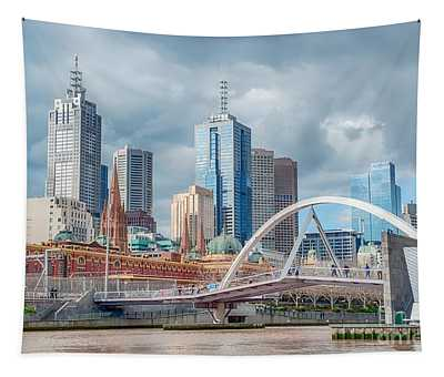 Melbourne Australia Tapestry