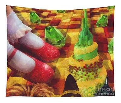 Memories Of Oz Tapestry