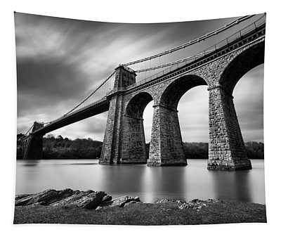 Menai Suspension Bridge Tapestry