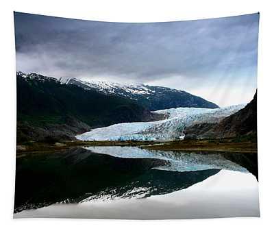 Mendenhall Glacier Tapestry