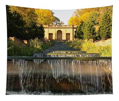 Meridian Hill Park Waterfall Tapestry