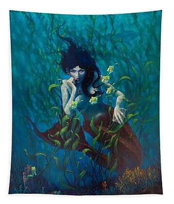 Mermaid Tapestry