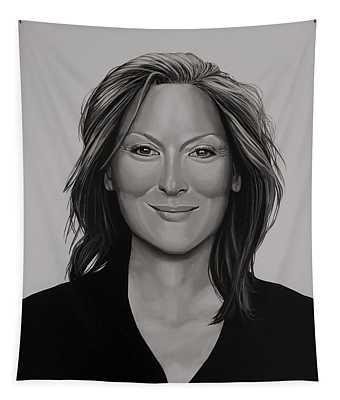Meryl Streep Tapestry