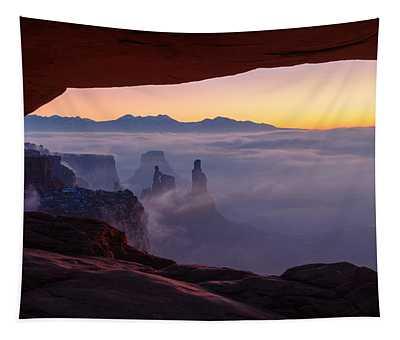 Mesa Mist Tapestry