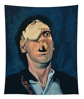 Michael Palin Tapestry