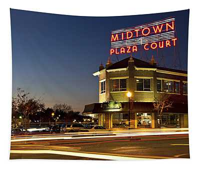 Midtown Plaza Tapestry