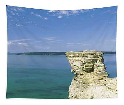 Miners Castle, Pictured Rocks National Tapestry