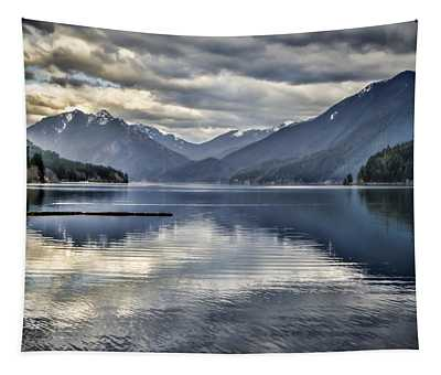 Mirror Image Tapestry