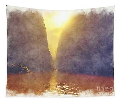 Missoula Trench Tapestry