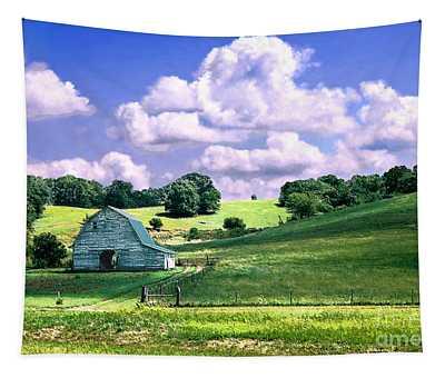 Missouri River Valley Tapestry