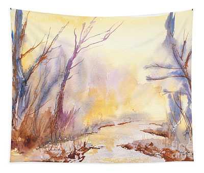 Misty Creek Tapestry