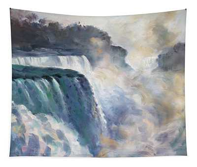 Waterfall Wall Tapestries