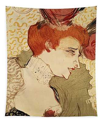 Mlle Marcelle Lender Tapestry