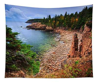 Momument Cove Tapestry