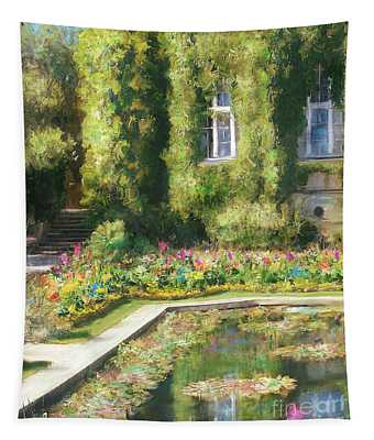 Monet Hommage 1 Tapestry