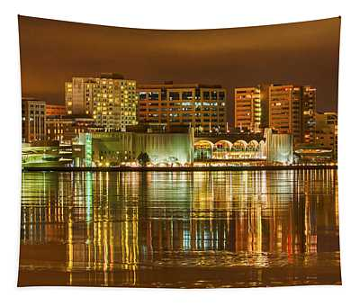 Monona Terrace Madison Wisconsin Tapestry