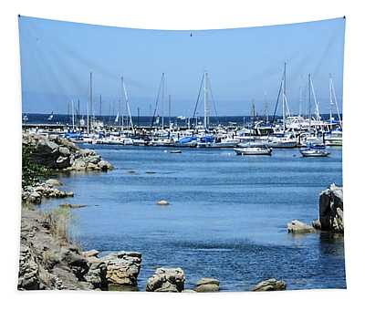 Monterey Afternoon Tapestry