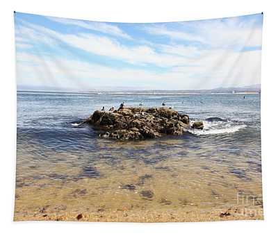Monterey Bay California 5d25055 Tapestry