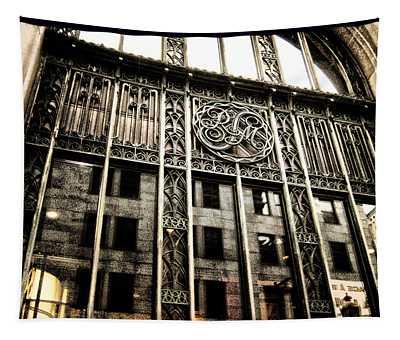Montreal Rm En Couleur Tapestry