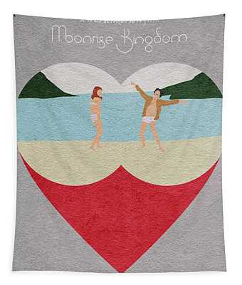 Moonrise Kingdom Tapestry