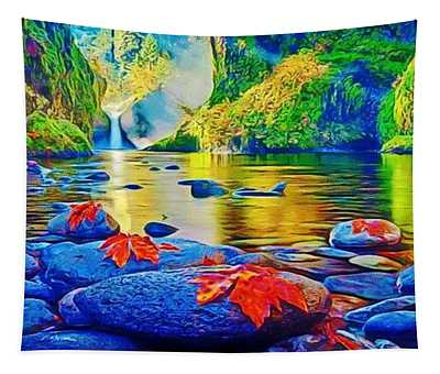 More Realistic Version Tapestry