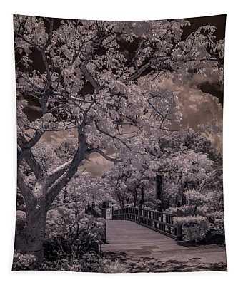 Morikami Gardens - Bridge Tapestry