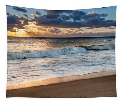 Morning Clouds Tapestry