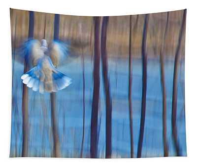 Morning Dove Tapestry