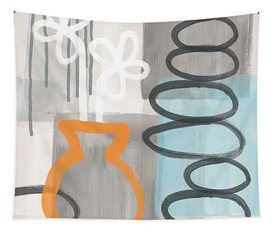 Urban Life Wall Tapestries