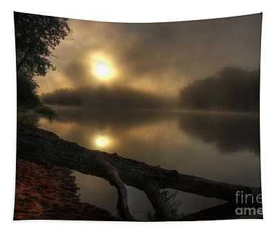 Morning Peace Tapestry
