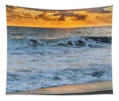 Morning Rays Tapestry