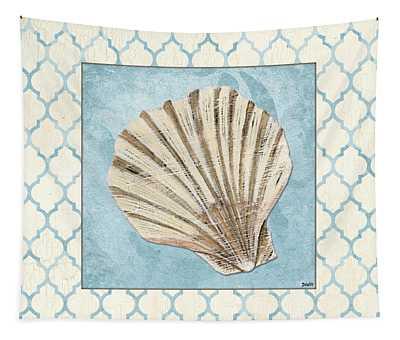 Mollusk Shell Wall Tapestries